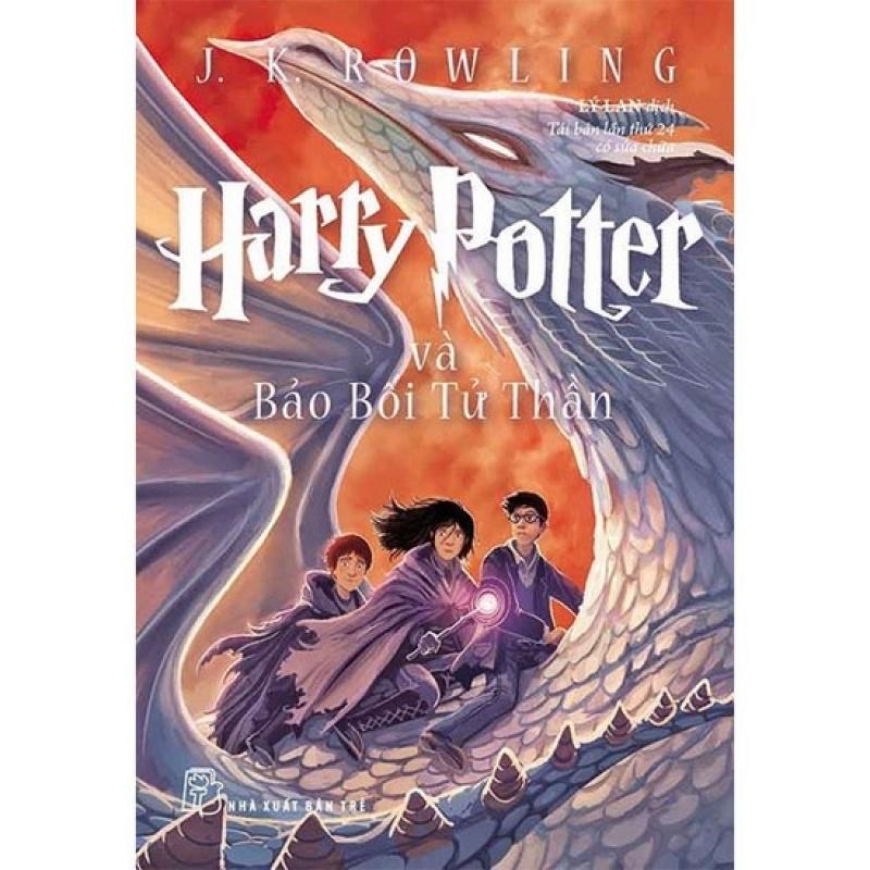Mua Harry Potter Và Bảo Bối Tử Thần - Tập 7 (Tái bản năm 2017)