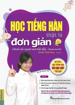 Học tiếng Hàn thật là đơn giản (Dành cho người mới bắt đầu) - Bộ sách học tiếng Hàn bán chạy nhất thế giới - MCBooks - Tủ sách ngoại ngữ - 8259944 , MC188MEAA33SEKVNAMZ-5411516 , 224_MC188MEAA33SEKVNAMZ-5411516 , 108000 , Hoc-tieng-Han-that-la-don-gian-Danh-cho-nguoi-moi-bat-dau-Bo-sach-hoc-tieng-Han-ban-chay-nhat-the-gioi-MCBooks-Tu-sach-ngoai-ngu-224_MC188MEAA33SEKVNAMZ-5411516 , laza