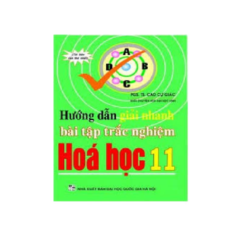 Mua Hướng dẫn giải nhanh bài tập trắc nghiệm hóa học 11