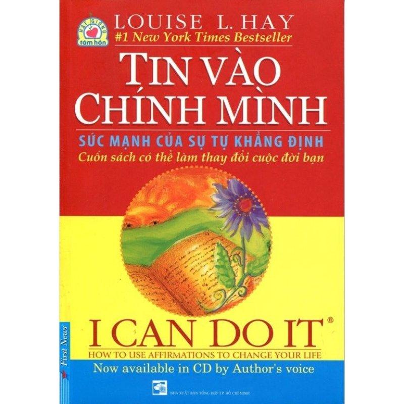 Mua I Can Do It - Tin Vào Chính Mình (Kèm CD Song Ngữ Anh - Việt) - Tái Bản 2015 - Louise L. Hay