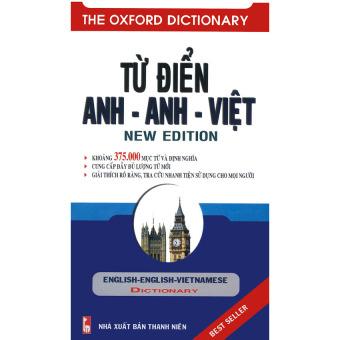 Từ điển Anh - Anh - Việt (375.000 từ)