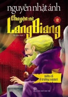 Chuyện Xứ Lang Biang - Tập 2 (Tặng Kèm Sổ Thần Chú) - Nguyễn Nhật Ánh