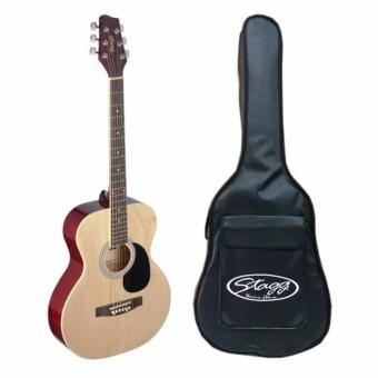 Đàn guitar acoustic Stagg SA20ANAT+ Bao 3 lớp Stagg