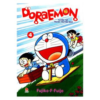 Doraemon Tuyển Tập Tranh Truyện Màu - Tập 4