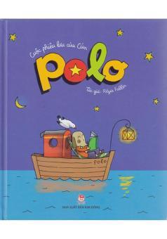 Cuộc Phiêu Lưu Của Cún Polo (Bìa Cứng)