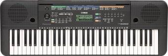 Đàn organ Yamaha PSR-E253 kèm adaptor (Xám)