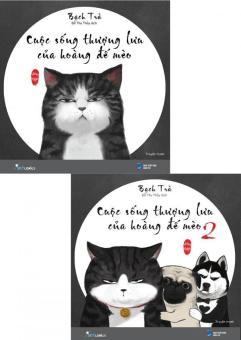 Combo Cuộc Sống Thượng Lưu Của Hoàng Đế Mèo (Bộ 2 Tập) - Kèm Quà Tặng - Bạch Trà,Đỗ Thu Thủy