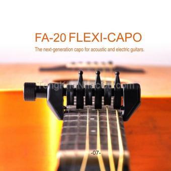 Capo trượt guitar FA-20