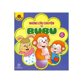 Bé học lễ giáo - Tập 06: Những câu chuyện về BuBu