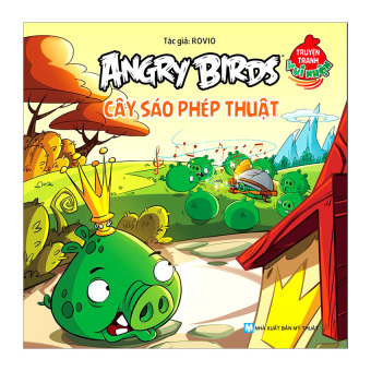Angry Birds - Cây Sáo Phép Thuật