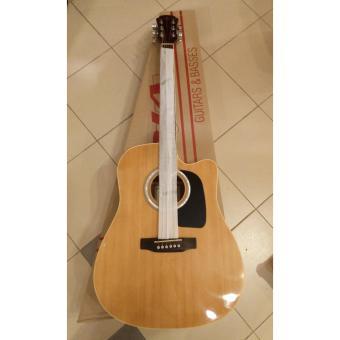 Acoustic guitar Aria Nhật AWN-15CEN + Tặng kèm phụ kiện
