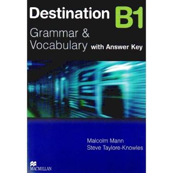 Destination B1 - Grammar & Vocabulary
