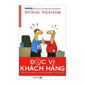 Đọc Vị Khách Hàng (Tái Bản 2012) - Michael Wilkinson