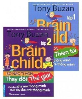 Bộ Não Tí Hon (Bộ 2 Tập) – Tony Buzan