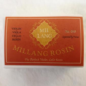 Nhựa thông cho đàn violin, viola, celo chính hãng MILLANG ROSIN