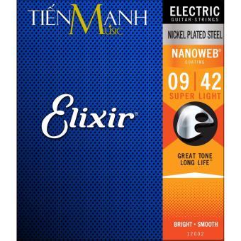 Mua Bộ Dây Đàn Guitar Electric Elixir 12002 giá tốt nhất