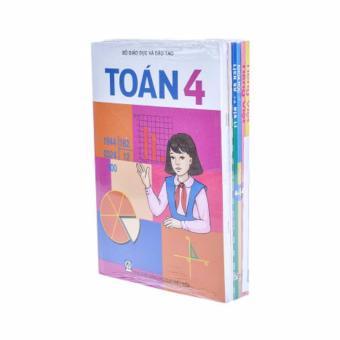 Bộ sách giáo khoa lớp 4