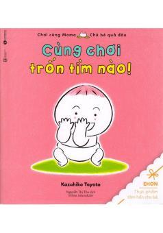 Chơi Cùng MoMo Chú Bé Quả Đào - Cùng Chơi Trốn Tìm Nào (0-3 tuổi)