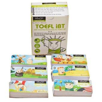 Flashcard Blueup 1200 từ vựng TOEFL - Phần 2