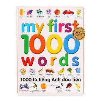 My First 1000 Words - 1000 Từ Tiếng Anh Đầu Tiên