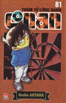 Thám tử lừng danh Conan - Tập 81
