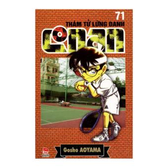 Thám Tử Lừng Danh Conan - Tập 71 (Tái Bản 2014) - Aoyama Gosho