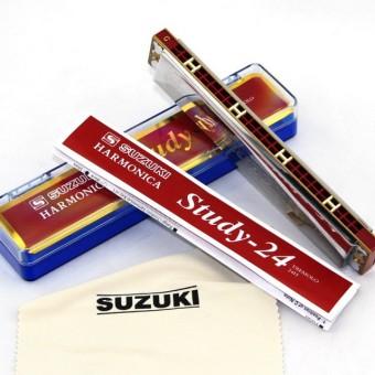 Mua Đàn Harmonica Suzuki Study 24 giá tốt nhất