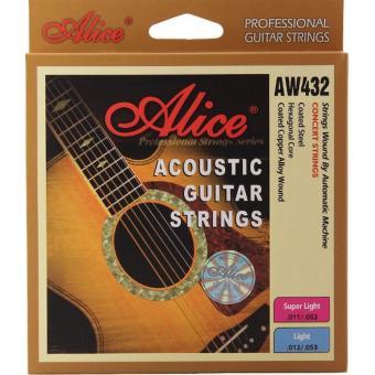 Dây đàn Acoustic Alice AW432