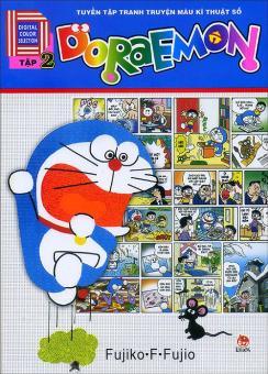 Doraemon tuyển tập tranh truyện màu kĩ thuật số - Tập 2