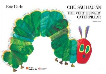 Picture Book Song Ngữ - Chú Sâu Háu Ăn (Tặng Kèm Postcard) - Nguyễn Trà,Eric Carle