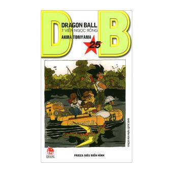 Dragon Ball - 7 Viên Ngọc Rồng (Tập 25)