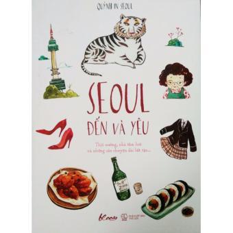 Seoul Đến Và Yêu - Quỳnh In Seoul
