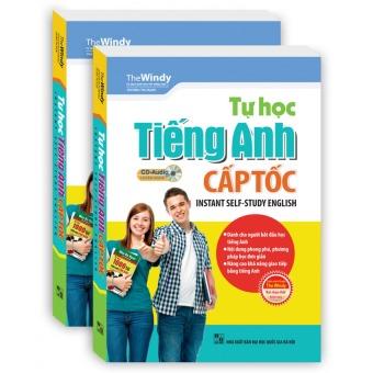 Tự học tiếng Anh cấp tốc (kèm CD)