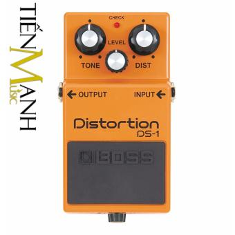 Phơ Guitar Boss Distortion DS-1 (Bàn đạp Fuzz Pedals Effects)