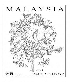 Malaysia (Sách Tô Màu) - Emila Yusof,Phan Minh Trang