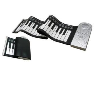 Đàn Keyboard Piano 49 phím gấp cuộn gọn