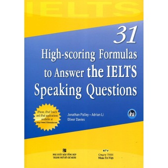 31 High-scoring Formulas To Answer The IELTS Speaking Questions