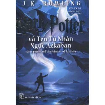 Harry Potter Và Tên Tù Nhân Ngục Azkaban (Tái Bản 2017)