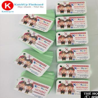 Bộ Flashcard Trung Cấp Tiếng Hàn   KatchUp