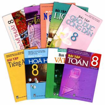 Bộ sách bài tập lớp 8