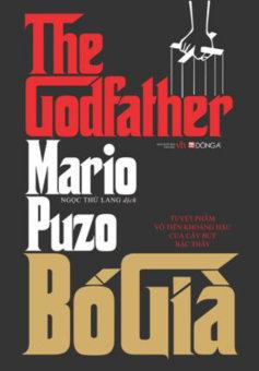 Bố Già - Mario Puzo (Bìa Mềm)