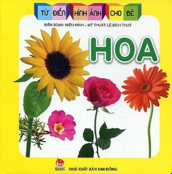 Từ Điển Hình Ảnh Cho Bé - Hoa