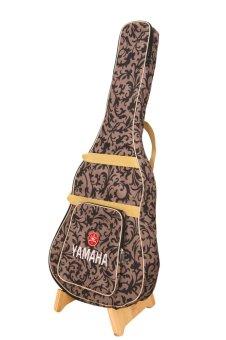 Bao đàn guitar Yamaha 3 lớp( hoa văn nâu)