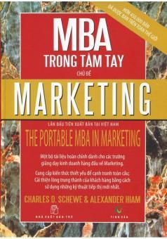 MBA Trong Tầm Tay - Chủ Đề Marketing