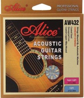 Mua Dây đàn guitar acoustic Alice AW432 giá tốt nhất