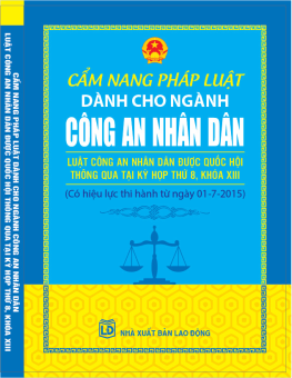 Luật Công An Nhân Dân