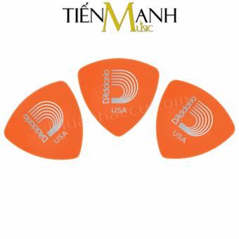 Combo 3 móng gẩy dày 0.6mm D'Addario Pick chính hãng 2DOR2 (Cho Đàn Guitar, Ukulele, Mandolin, Nguyệt...)