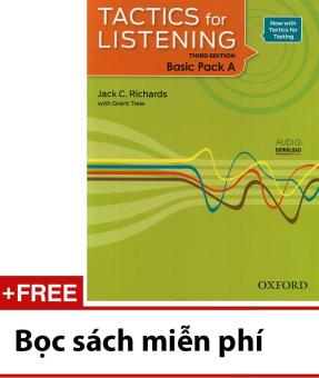 Tactics for Listening - Basic - Pack A (kèm CD)