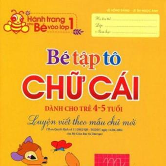 Túi Hành Trang Cho Bé Vào Lớp 1 (4-5)