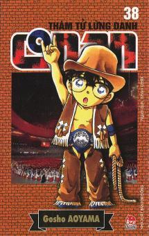 Thám tử lừng danh Conan - Tập 38